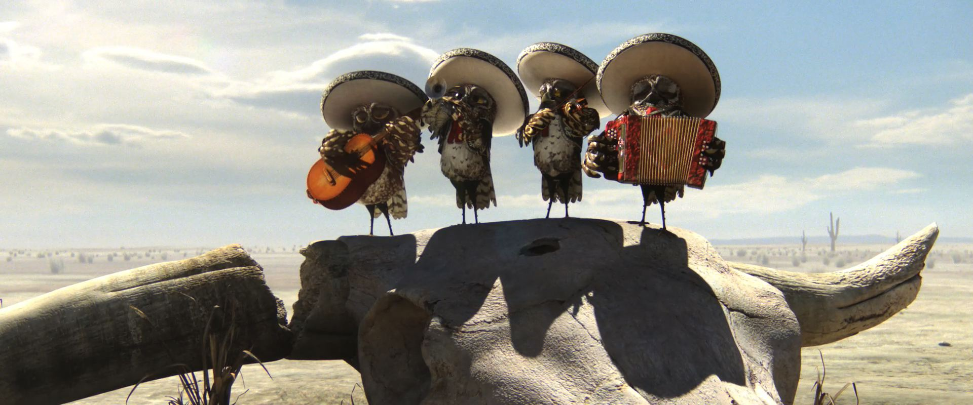 Iphone Wallpapers Hd Free Download Mariachi Owls From Rango Desktop Wallpaper