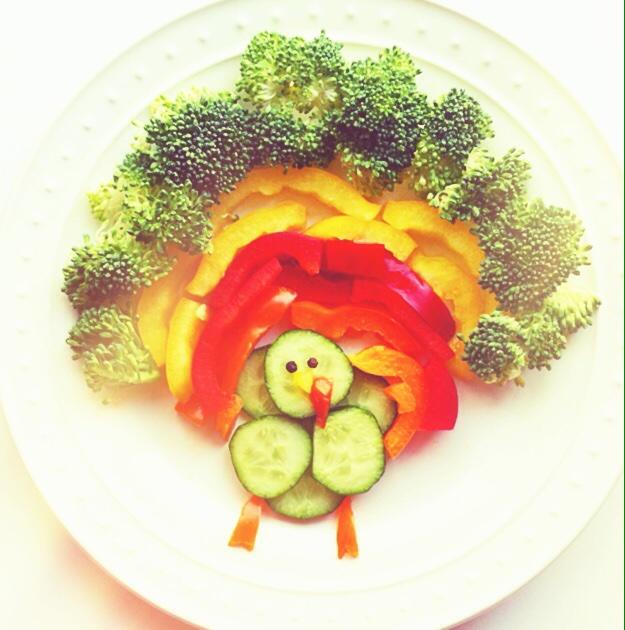 veg turkey