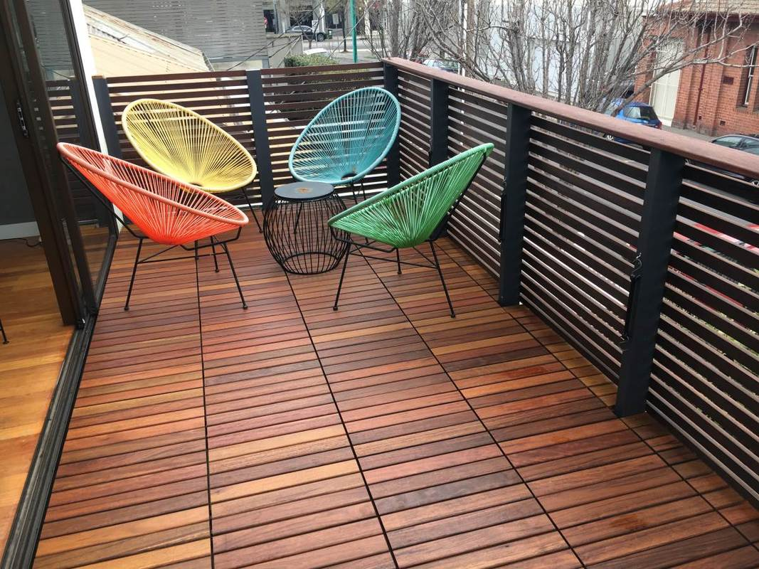 Outdoor Timber Tiles Outdoor Timber Decking Tiles Flooring For Rooftops And Balconies