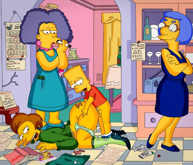 Nude Pictures Of The Simpsons