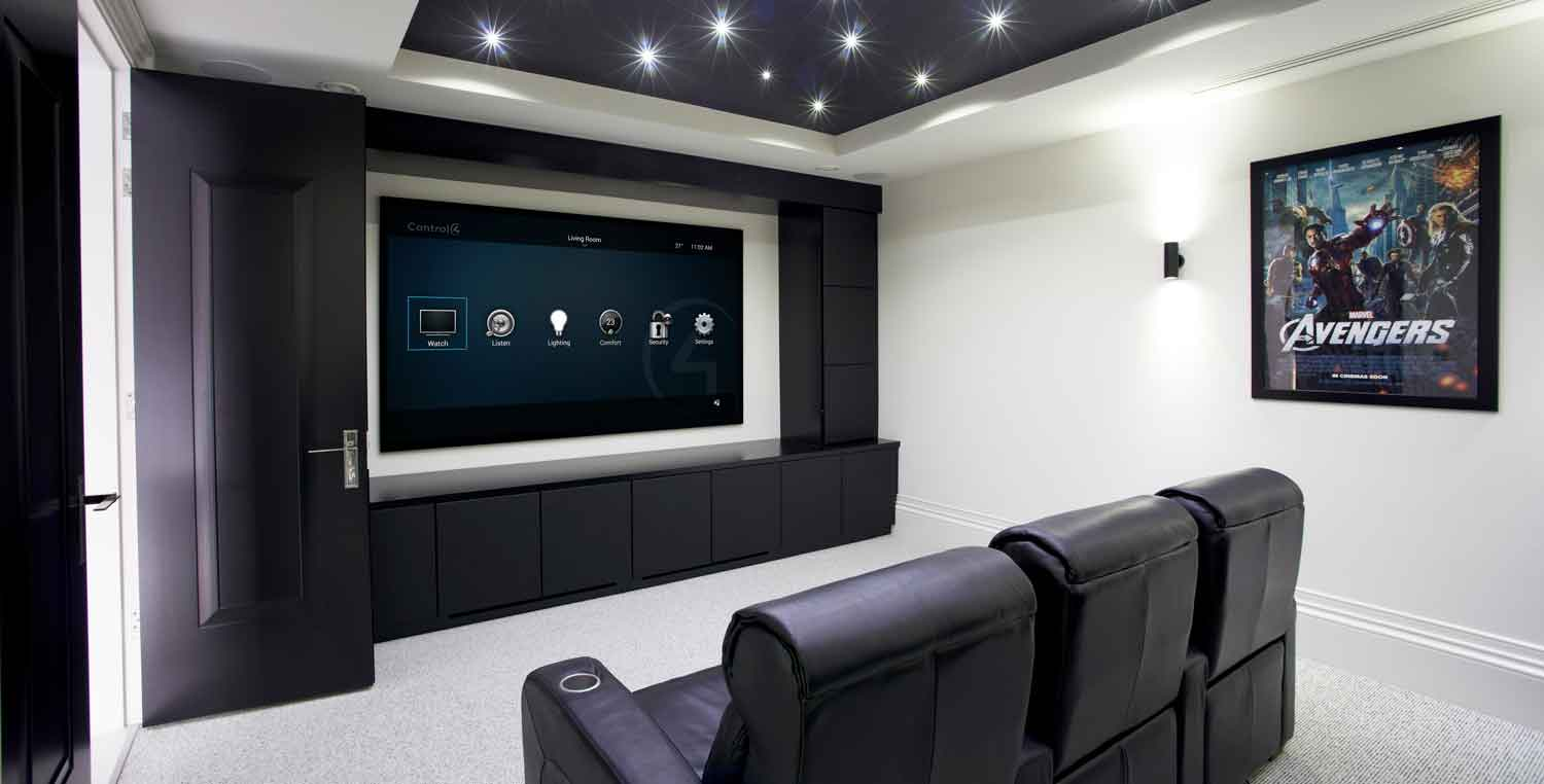 Designing Building A Home Theater 4 Screen Height Position And Visibility Requirements