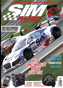 001 SIMRacer06 Cover copy