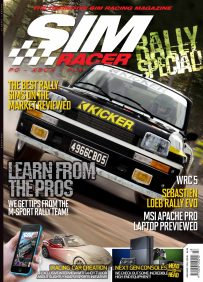 001 SIMRacer10-Cover