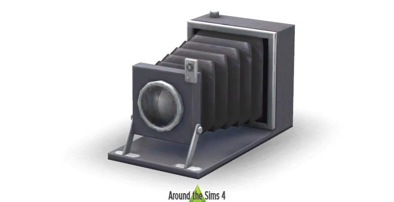Camera Exterieur Pour Animaux Around The Sims 4 | Custom Content Download | Objects