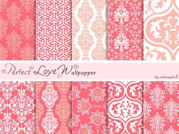 Baby Girl Bedroom Wallpaper My Fabulous Sims Perfect Love Wallpaper By Schlumpfina