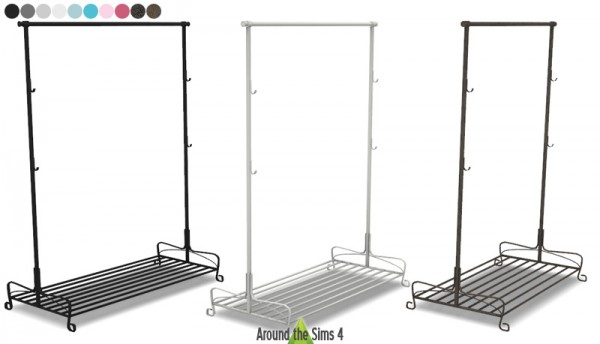 Ikea Bed Rail Around The Sims 4: Ikea Inspiration Bedroom • Sims 4 Downloads