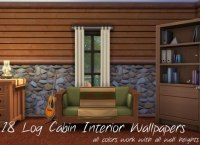 Log Cabin Interior Color Schemes