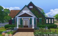 Felicitys House at Fake Houses Real Awesome  Sims 4 Updates