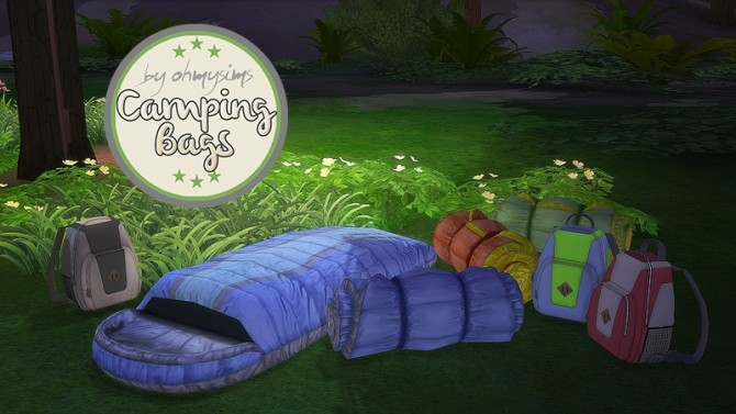 Camping Chair Sims 4 Oh My Sims 4 Downloads » Sims 4 Updates » Page 5 Of 11