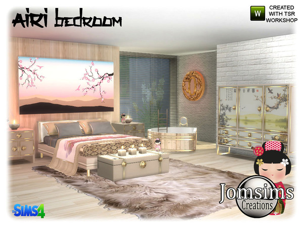 Cars Tapijt Airi Bedroom By Jomsims At Tsr » Sims 4 Updates