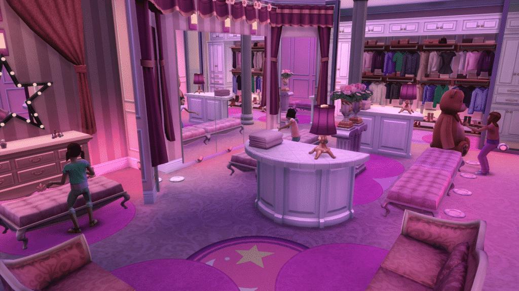 Cute Girl Wallpaper Sims 3 The Sims 4 Gallery Spotlight Rooms 04 01 15