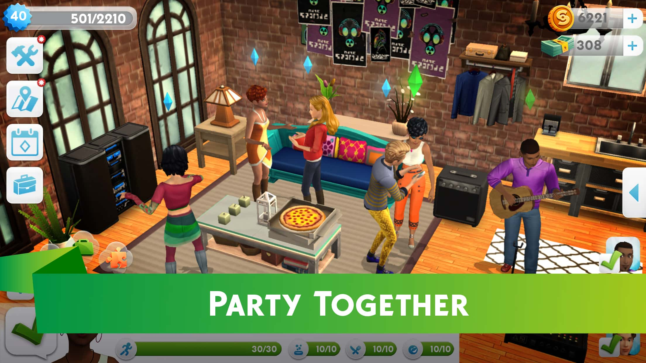 Sims Online Multiplayer The Sims Mobile 5 New Screens