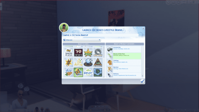 The Sims 4 Get Famous: The Lifestyle Brand Perk Feature is ...