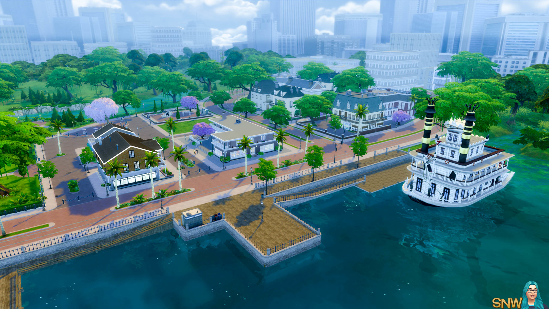 Urban Meubilair Evenement Sims Freeplay The Sims 4 Get To Work Review Snw Simsnetwerk