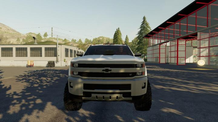 Car Jack Fs19 - 2016 Chevy 2500hd Duramax V1.2 | Simulator Games