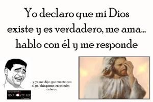 dios responde