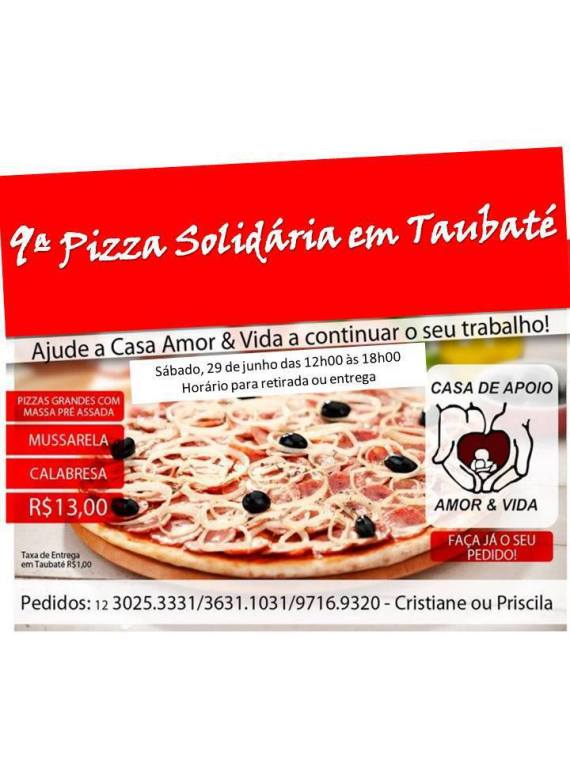 pizza 29 de junho