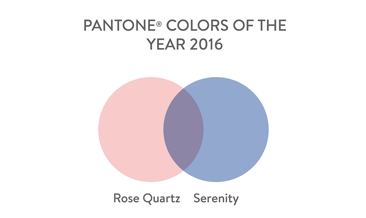 Pantone Color 2016 Sina Velke Pantone Color 2016
