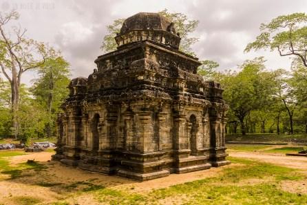 #Día 35 - Templo en Polonnaruva