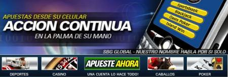 SBG Global Apuestas