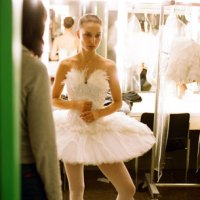 Currently channeling: Black Swan Ballerina