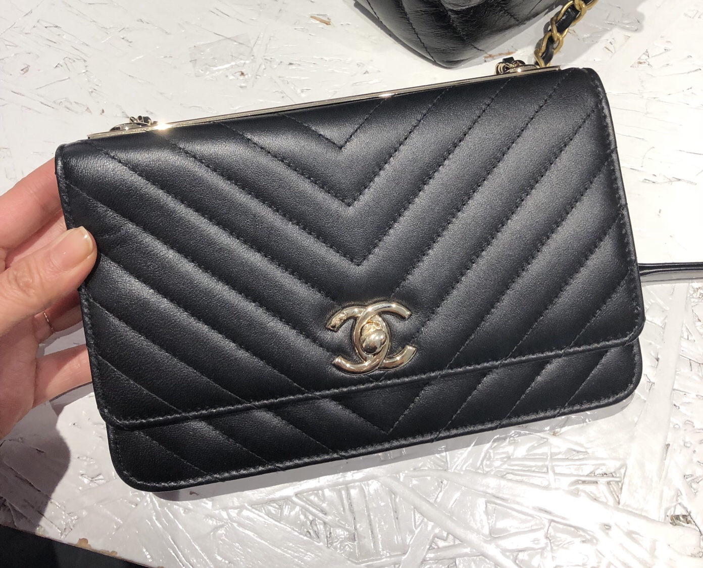 Mini Vs Woc Chanel Woc Small Bags Size Price Comparison