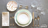 Entertaining Tips & Setting a Proper Table - Sincerely ...