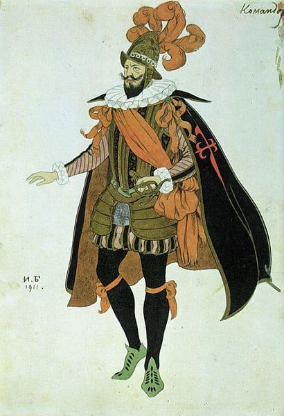 Cuadro del comendador de Fuenteobejuna