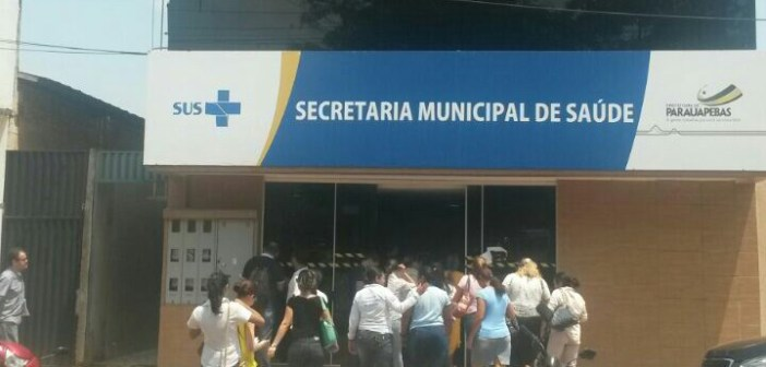 Prefeitura de Parauapebas não repassa insalubridade e horas extras dos servidores da saúde