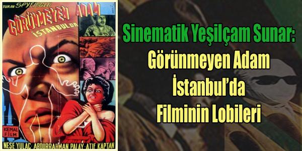 Fantastik Türk Sineması kitabında siyah beyaz olarak 5 tane lobisi yayınlanmıştı. Sizlere bu lobilerin 6 tanesini orijinal renginde sunuyoruz.