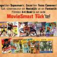 3-4 Ocak tarihleri arasında MovieSmart Türk'te Mesut Kara'nın Fantastiğin Sineması belgeseli ve 11 adet film gösterilecek.