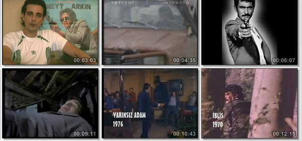 Video/Mini Belgesel - Ayhan Işık'tan Serdar Gökhan'a, Yılmaz Güney'den Cüneyt Arkın'a, Fantastikten ve avantür yönetmenleriyle Türk intikam sinemasına kısa bir bakış