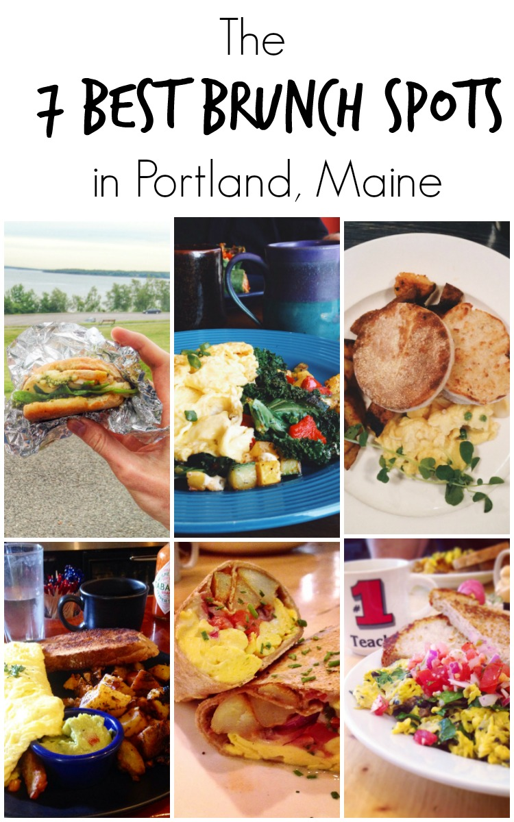 Brunch Best 7 Of The Best Brunch Spots In Portland Maine Sinful Nutrition
