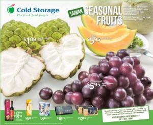 Cold Storage Fairprice Shop N Save Giant Supermarket