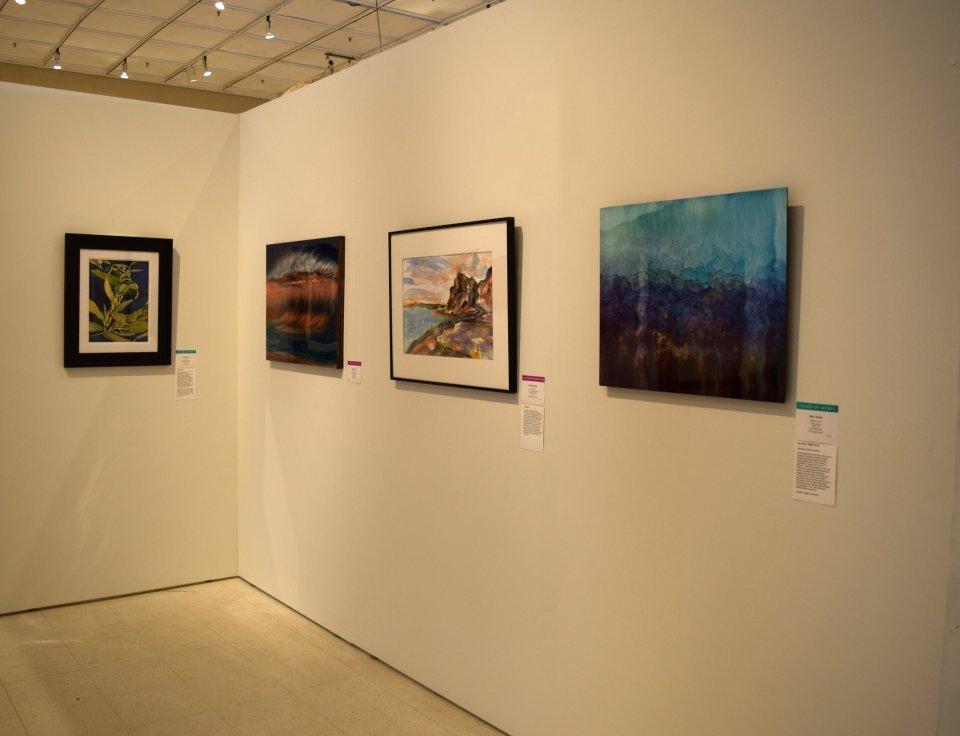 Art Show Display Walls. Beautiful Nice Art Show Display Walls Model ...