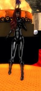 SG Catwoman Halloween
