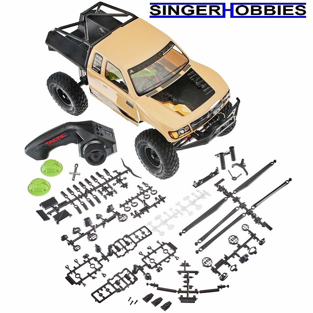 Rtr Rc Trucks Electric Axial Ax90059 Scx10 Ii Trail Honcho 1 10th Electric 4wd Rtr Rc