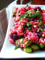 Christmas Rice Pilaf
