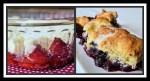 Strawberry-Rhubarb Cobbler & Double Berry Cobbler