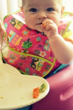 Learning How to Eat like a Big Girl