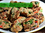 """Sneak-Some-Veggies"" Turkey Meatballs"