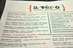 Avero Bar Italiano {Restaurant Review}