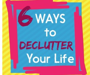 Declutter Your Life with the Conquer Your Clutter Bundle