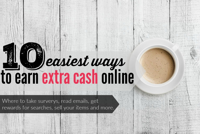The Top 10 Easiest Ways to Make Money Online - Single Moms Income