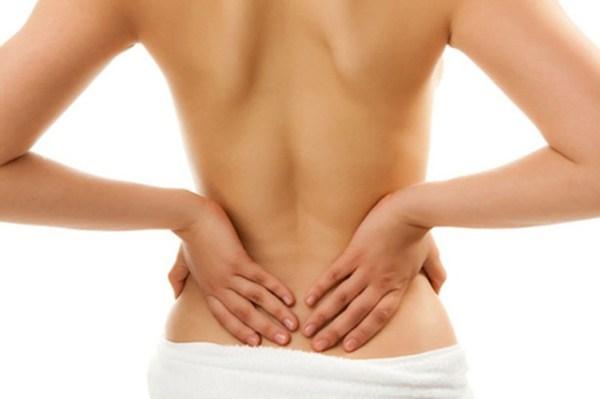đau lưng là cũng là dấu hiệu có thai
