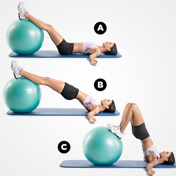 Những bài tập gym cho nữ giúp s�n chắc cơ th�