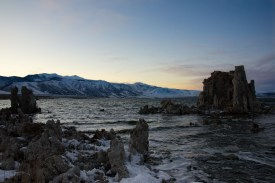 Sunset at Mono Lake 2