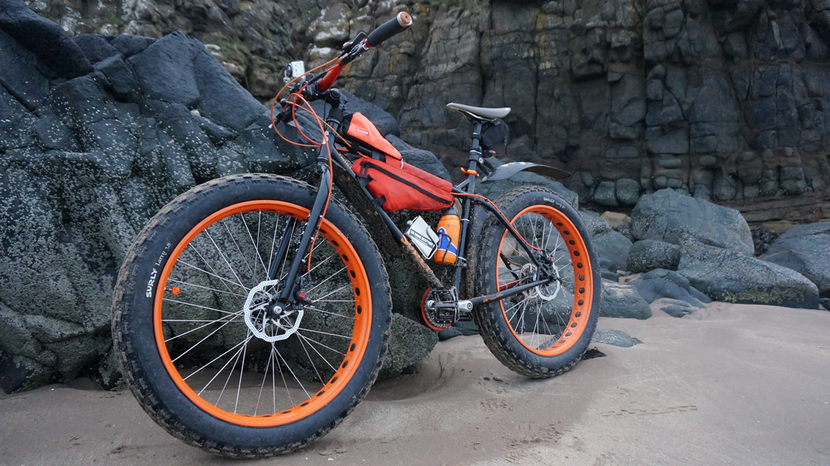 Fat Bike Ten Reasons Why A Fat Bike Should Be Your Only Bike Singletrack