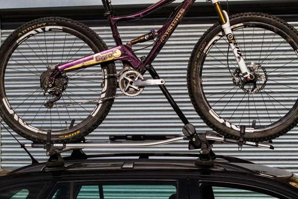 Thule Proride 591 Bike Mount Singletrack Magazine