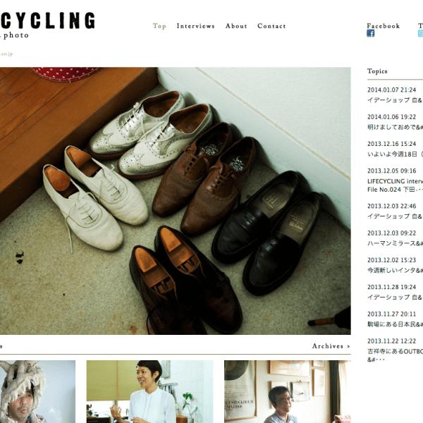 LIFECYCLING -IDEE-